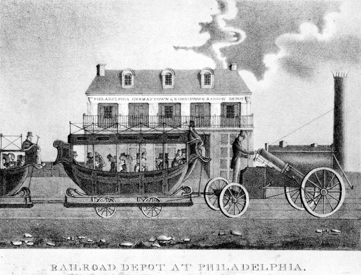 Breton_Railroad_Depot_at_Philadelphia_1832_kl