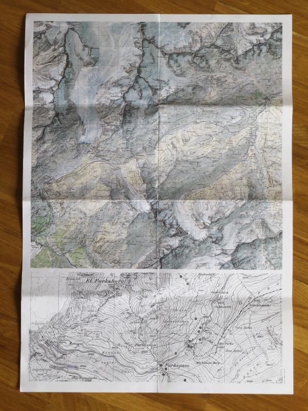 Furk'Art Karte